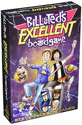 Preisvergleich Produktbild Bill & Ted's Excellent Boardgame