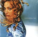 ray of light (blue vinyl) madonna