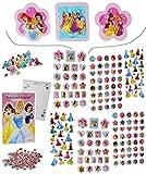 Unbekannt 500 tlg. XXL Set: Sticker & Malblock -  Disney Princess - Prinzessinnen  - 3..