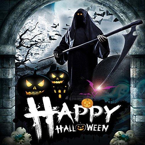 Fotohintergrund für Halloween, Halloween, Halloween, Heiligtümer, dunkler Tod, Kürbis