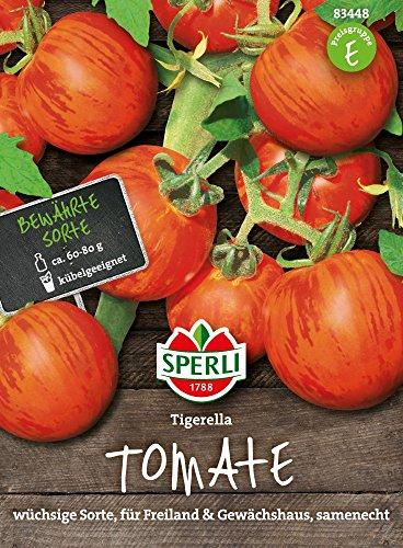 Sperli-Samen Tomate Tigerella