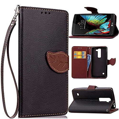 nutbro-lg-k10-case-wallet-stand-lg-k10-wallet-case-with-built-in-card-slots-stand-pu-leather-wallet-