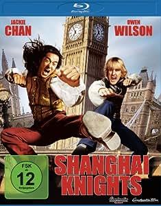 Shanghai Knights [Blu-ray]