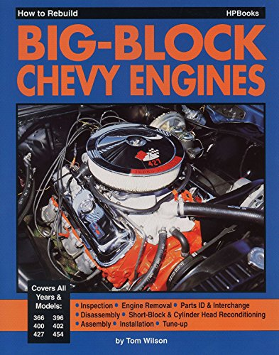 How to Rebuild Big-Block Chevy Engines -