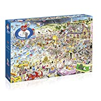 Agger Bunny I Love Summer Jigsaw Puzzle