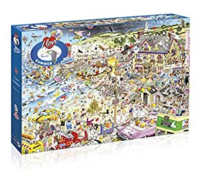 Gibsons I Love Summer Jigsaw Puzzle (1000-Piece)