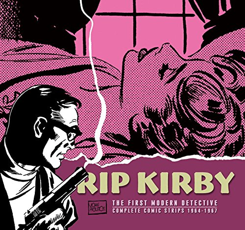 Rip Kirby Volume 8 (Rip Kirby Hc) por Fred Dickenson
