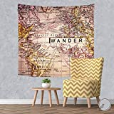 mmzki Tapestry Home Background Wall Hanging Wall Decoration Telo Mare Coperta Spiaggia 3 180 * 150 cm