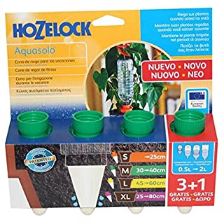 Hozelock 27173135 Aquasolo Green Medium 3 + 1