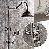 MMYNL Accesorios de Baño de Ducha termostática de Bañera