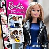 Barbie @barbiestyle 2019 Wall Calendar