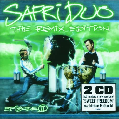Played-A-Live (The Bongo Song) (Airscape Mix)