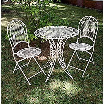 miavilla gartenm bel lana bistro set vintage. Black Bedroom Furniture Sets. Home Design Ideas