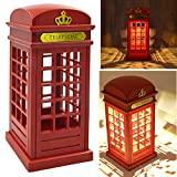 Vintage London Telephone Booth Designed ...