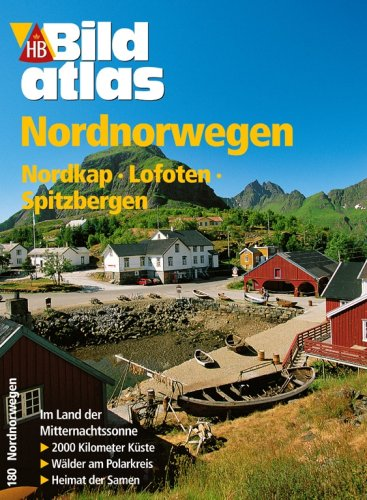 HB Bildatlas 180: Nordnorwegen, Nordkap, Lofoten, Spitzbergen: Alle Infos bei Amazon