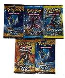 #3: SBS Pokemon Sun n Moon Booster Pack of 5 (Random Pack)