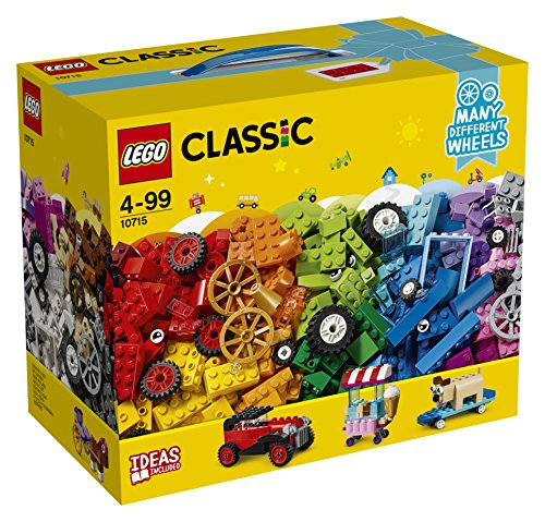 LEGO 10715 Classic Bricks on a Roll Best Price and Cheapest