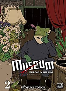 Museum : Killing in the Rain Edition simple Tome 2