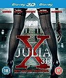 Julia X 3D (Blu-Ray 3D + Blu-Ray)