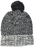 NAME IT Jungen Mütze Nitmanon Knit Hat M NMT, Grau (Asphalt), 52 (Herstellergröße: 51/52)