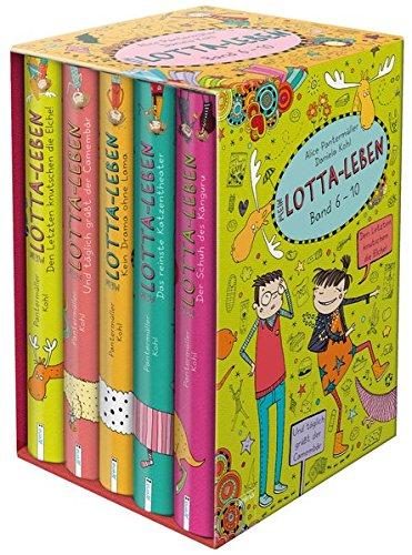 Mein Lotta-Leben (6-10): Sonderausgabe, Bd. 6-10 im Schuber: (9 Alter 12 Im Bücher Kinder Von)