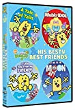 Wubbzy Besty Best Frnds 4 Dset by Wubbzy Characters