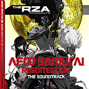 Afro Samurai (Resurrection) [Vinyl LP]