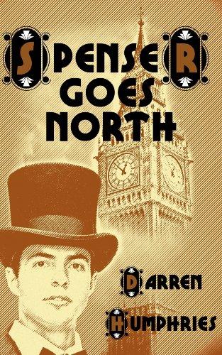 Spenser Goes North by Darren Humphries