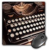 Best Typewriters - 3dRose LLC 8 x 8 x 0.25 Inches Review