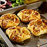 Besser Blätterteig-Nester Schinken-Käse; 880 g, 8 Stück -