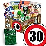 DDR Produkte L | Geburtstag 30 | Geschenk Set Papa | Geschenkset Spezialitäten