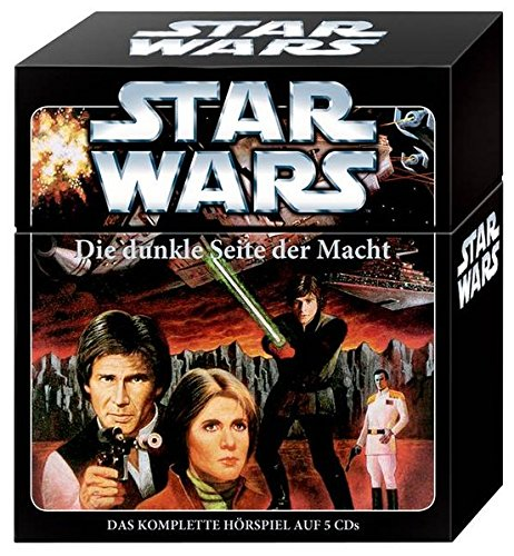 Preisvergleich Produktbild Star Wars Box 2 - Die dunkle Seite der Macht (5 CD): Hörspiele