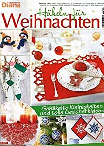 Vikant Verlag Diana Special Häkeln Für Weihnachten D 2441 Amazon