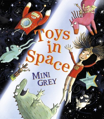 Toys in Space by Grey, Mini (2013) Paperback