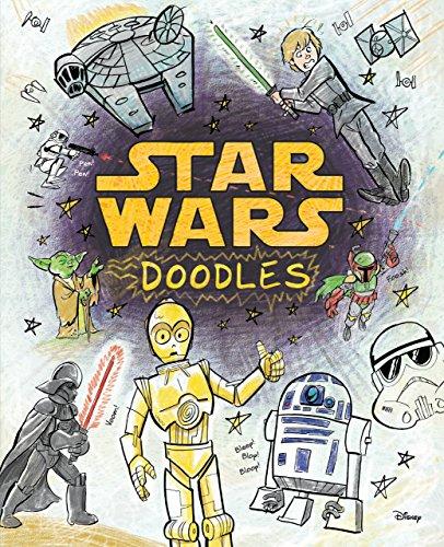 Star Wars Doodle Mission Book por Vv.Aa.