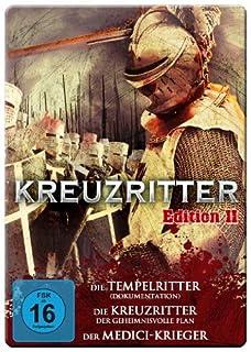 Kreuzritter - Edition 2 (Die Tempelritter + Der geheimnisvolle Plan + Der Medici-Krieger) (Iron Edition) [Collector's Edition]