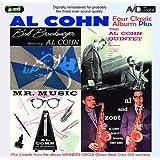 Al Cohn : Four Classic Albums Plus