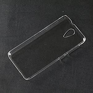 HTC Desire 620G Ultra Thin 0.3mm Clear Transparent Flexible Soft TPU Slim Back Case Cover