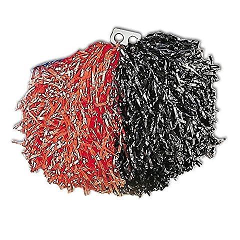 Widmann 1088M - Pom Pom, rot / schwarz