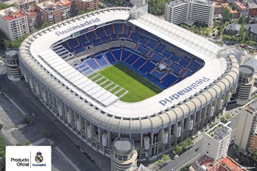 Grupo Erik Editores Real Madrid – Estadio – Poster