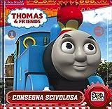 Consegna scivolosa. Thomas & friends
