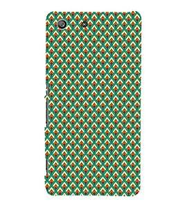 ifasho Designer Phone Back Case Cover Sony Xperia M5 Dual :: Sony Xperia M5 E5633 E5643 E5663 ( Water Falls )