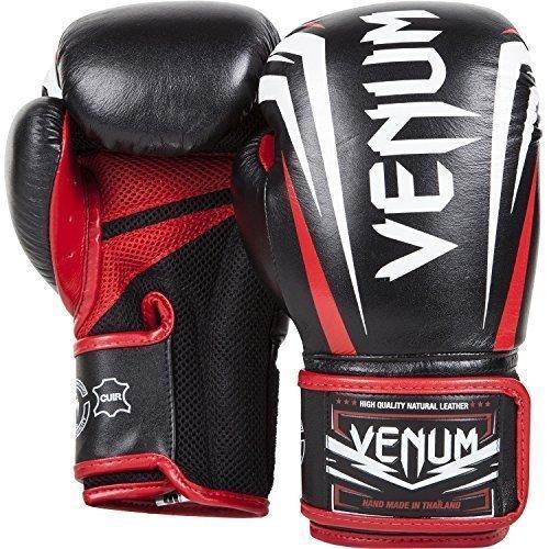 "Venum ""Sharp"" Boxhandschuhe aus Nappaleder - Boxhandschuhe Leder,Boxhandschuhe Gel / Sandsackhandschuhe MMA / Boxhandschuhe 10oz 12oz 14oz 16oz / Boxhandschuhe Herren"