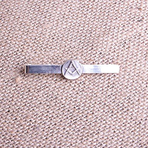 pince-a-cravate-barrette-personnalise-pour-col-chemise-decor-franc-maconnerie-equerre-et-compas-crea