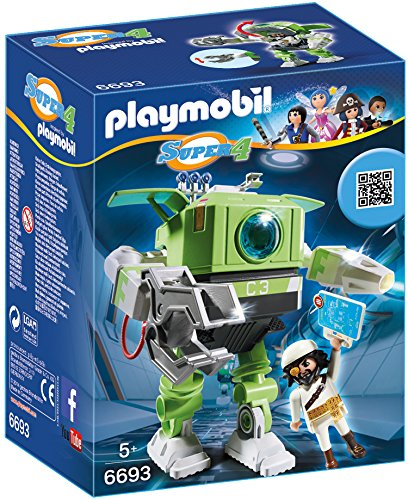 Playmobil 6693 - Cleano-Roboter