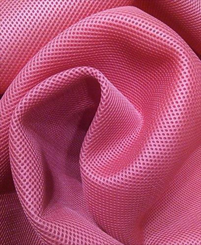 AIr Mesh Meterware 4mm Pink Breite 1