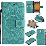KKEIKO Galaxy Note 3 Case, Galaxy Note 3 Flip Leather Case