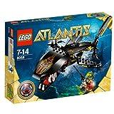 LEGO Atlantis 8058 - Riesenhai