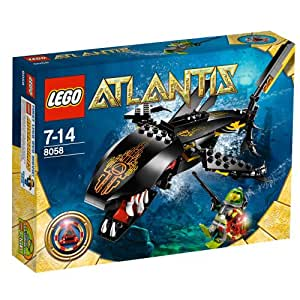 LEGO Atlantis 8058: Guardian of the Deep