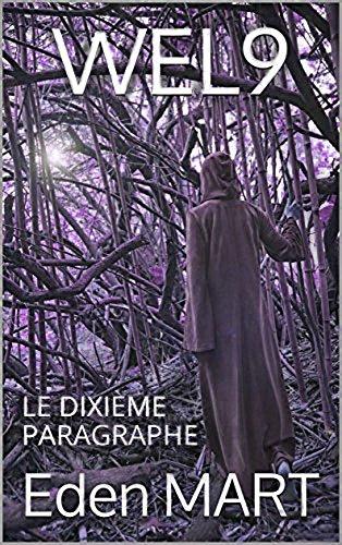 Couverture du livre WEL9: LE DIXIÈME PARAGRAPHE